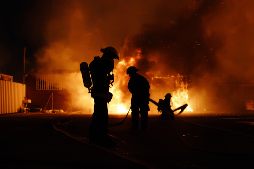 Mesothelioma and Firefighters